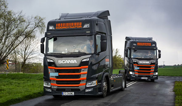 Euro 6 standards compliance by every vehicle in the fleet