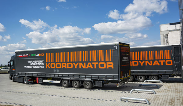 Crossing the milestone of 20 tractors and 30 trailers in the fleet